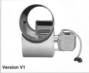 VERSION 1 MIXTE : Tirage naturel + accelerateur de tirage