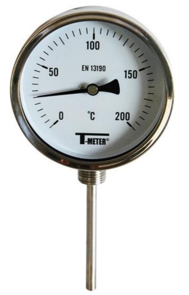 Thermomètres INOX